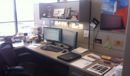 B. Ruhl's Office Space South